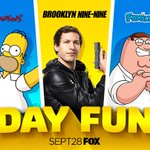 #SUNDAYFUNDAY! Only two more weeks until the Season 2 Premiere of #brooklyn99! http://t.co/NUUrW4ctDs
