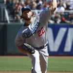 RT @SportsCenter: Clayton Kershaw does it AGAIN. He improves to 19-3 as Dodgers beat Giants, 4-2. Kershaw: 8 IP, 2 ER, 9 K http://t.co/8Db67VXpna