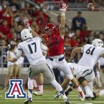 RT @ArizonaFBall: SO linebacker Scooby Wright is the coaches Defensive Player of the Week. #BearDown http://t.co/8sPMdotHTY