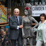 RT @mashable: Memorial statue of singer Amy Winehouse unveiled in London http://t.co/OA9V1ci4iv http://t.co/xVpP9IX5VK