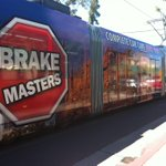 Have you noticed the ads now on the @TucsonStreetcar? What do you think? Too much or good to help pay costs? #Tucson http://t.co/TZd1ppY0rl