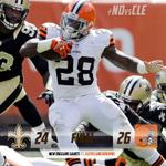 RT @Browns: FINAL SCORE: #Browns 26, #Saints 24 #NOvsCLE BROWN WIN!!! http://t.co/Ib9BEzMtPy