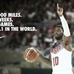 Playing is an honor. Winning is a tradition. #justdoit #USABMNT http://t.co/YWqGaDO4Cx