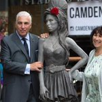 RT @NBCNews: Life-size Amy Winehouse statue unveiled in London http://t.co/knW9kWzucX http://t.co/2QFmjczEum