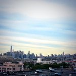 Summertime bbq on the roof with this city in the background as we sip on cold beer #NewYork http://t.co/nSCcZkPoYV