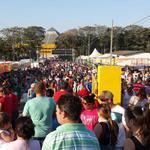 RT @marcelorangel1: EFAPI com um Público Recorde. Um grande fim de Semana para Ponta Grossa. Amanhã desfile dos 191 anos da Princesa. http://t.co/CJZNA3klQ6