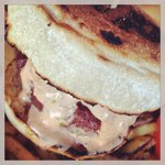 Big Daddy Kane. Theres #bacon on there, we swear! #tucson http://t.co/FYfCQCXyZn