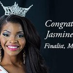 Congratulations to MSU Bulldog and finalist in the 2015 Miss America competition Jasmine Murray! http://t.co/KclEU8EZ65
