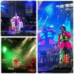 la cantante @liladowns deleita a su público en evento #CelebraPuebla 2014 con exquisito concierto en el zócalo!!! http://t.co/9HUA38CyaU
