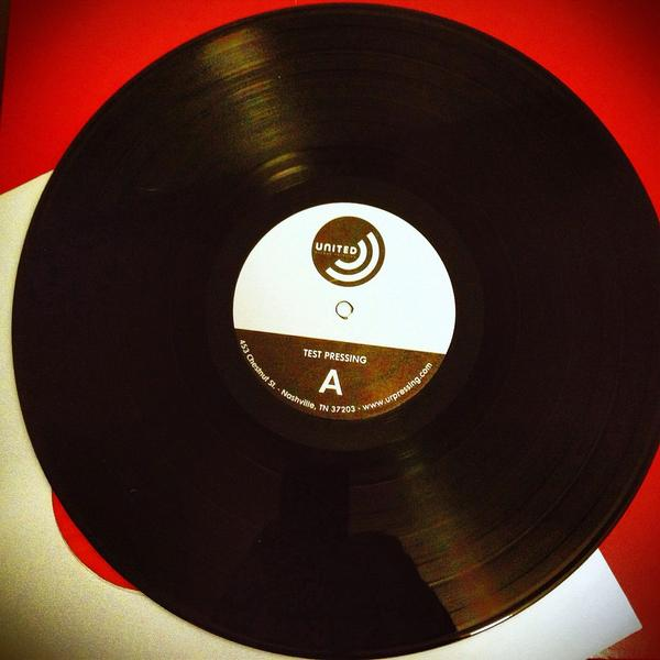 Test pressing just arrived from @equalvision...  #Remix time!! http://t.co/5Vxojj7G5p