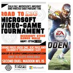 #ATL @microsoft video game tournament by #HHS1987 x #PreciseEarz hosted by @ZuluFaz at #LenoxMall SIGN UP NOW!! @a3c http://t.co/66Kb61Gnav