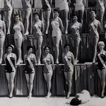 Miss New Zealand passed out from the heat during the 1954 Miss Universe pageant in California (Pic: Perry Griffith) http://t.co/RxZqimpC62