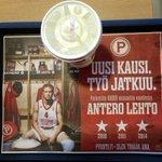 Bongaa Lehto McDonaldsin tarjottimista! #Pyrintö #Korisliiga #Susijengi http://t.co/fitV6EIbs3