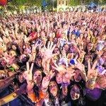 Me encanta esta foto del concierto del sábado en Murcia. Os quiero! @_jesus_OM http://t.co/ME8KU1AMDL
