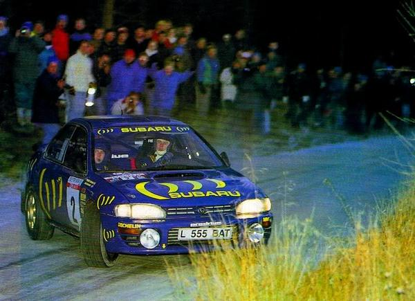 On this day in 2007 we sadly lost one of our greats. RIP Colin McRae. If in doubt flat out! #WRC #WRGB http://t.co/8kw6uwWvNk