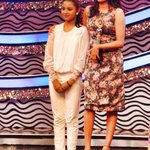 RT @PriyaManiWeb: [Unseen Pictures] 4/9  @priyamani6  on the sets of #D4Dance:-) http://t.co/0cNKMkL1Vv