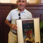 En Josep Ramon Tules Pitu Mosquits va ser nomenat, ahir, Tecler dHonor pels seus 25 anys de trajectoria http://t.co/BrIXAP74IA