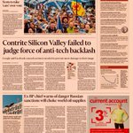 We've refreshed the Financial Times newspaper for the digital age. Find out what's changed: http://t.co/VLONUk56yx