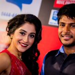 RT @MelanieWF: @sundeepkishan & @ReginaCassandra @ #SIIMA2014 Awards Day 2 ... they look really cute together!! :) http://t.co/maD7CYLDgP