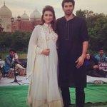 RT @abpnewshindi: ताज महल में 'दावत-ए-इश्क' की कव्वाली http://t.co/2brQ7IG0GG @ParineetiChopra @DaawatEIshq @AnupamPkher