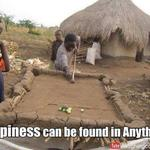 When you are very poor, cheapest thing available  ironically is HAPPINESS.:) #KuchBhiHoSaktaHai #Amazing #JaiHo