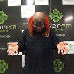 RT @headbangers761: そして「KNOTFEST JAPAN 2014」に向けてのコーナー「ROAD TO KNOTFEST JAPAN」は、今週もSlipknot Clownからメッセージ!#headbangers761 #interfm http://t.co/phssJ0o5I6