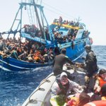 Awful news of unknown numbers of migrants dead as boat sinks off #libya. More must be done. http://t.co/NyHNuBFzBs http://t.co/HVezpZ8e3K