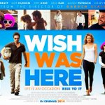 Our ★★★★ review of @zachbraff's brilliant @WishIWasHereUK! Out this week: http://t.co/7feaNr8vuf