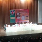 RT @jagdishshetty: Dr @Swamy39 at the Brahman Mahasabha function at Sai Auditorium, New Delhi http://t.co/wSY6qBzoar