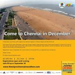 RT @SoundaryaSrini: @khushsundar pls RT mam. Last 2 weeks of registering for The Wipro Chennai Marathon. Vanga odalaam Chennai