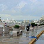Así amaneció el bello puerto de #Mazatlán #Sinaloa vía #ElPataSalada @Sectur_Sinaloa @webcamsdemexico http://t.co/Evw8BdiKf8
