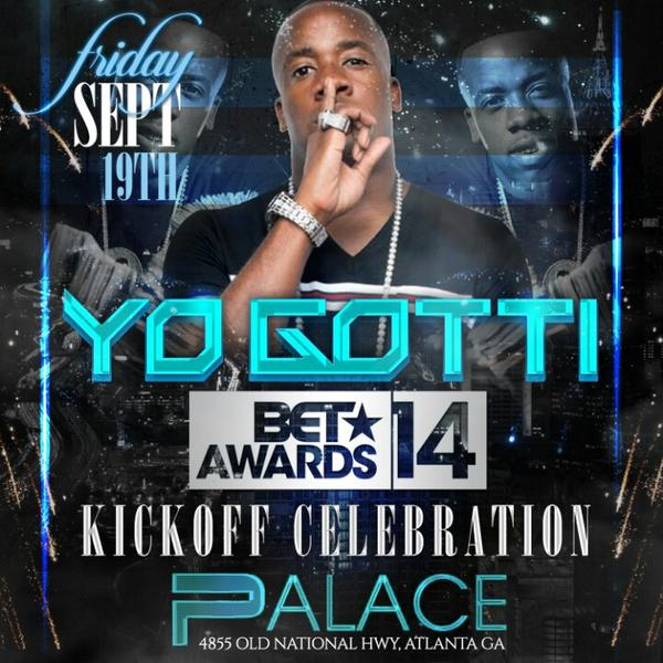 This Friday @PalaceATL ... Kickoff Party To #BETWeekend2014. Get You Tickets Now ➡ http://t.co/QU9UagoMeN | #ATL http://t.co/RzOUGZjhAm