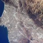 Looks massive from space: #LosAngeles. #USA #BlueDot https://t.co/bU3gBco6Wg http://t.co/fQycrcYWKz