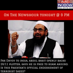 RT @KanchanGupta: Arnab @timesnow gives more publicity to Hafiz Saeed @thenewshour than Pakistani media. RT @Shonatwits: Is this news? http://t.co/1fVDXteibF