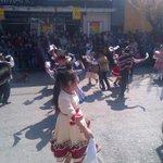RT @eve_vergara: Dando inicio al primer pie de cueca en homenaje a la patria en desfile comuna de #Romeral @jacoloma @Celsomorales http://t.co/LK1WkY0rB6