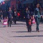 Así se vive el desfile de fiestas patrias en la comuna de #Romeral @jacoloma @Celsomorales @UDISeptima http://t.co/YRAYb6QGWd