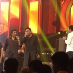 Live performance by @arrahman at 'I' music release in Chennai