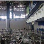 Luego de mucha polémica por falta de una fuente clara, se confirma que estas imágenes SI son del aeropuerto de Cabos. http://t.co/WsP9gIyNsn