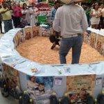 Con peleas de gallos a mitad de la tienda celebra @WalmartMexico #Veracruz las fiestas patrias, #NoAlMaltratoAnimal http://t.co/HYjCyF71nU