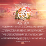 RT @henryfong: Excited to announce Im headed home in November for #EDCOrlando!!!! Whos ready to SCREAM? http://t.co/YCO52kVec6
