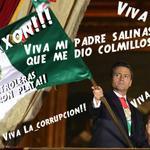 RT @La_corrupcion: El grito de EPN dirá: Viva @La_corrupcion!! #SerMexicanoEsUnaVictoria #ComoSerUnBuenMexicano #AlGritoDe Viva México! http://t.co/quwLpcLdS4