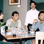 Found this recently what old memories in Hobart - Australia with @DaFastestBowler and @EbbaQ