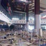 Así quedó el Aeropuerto de Los Cabos. Les dejo más fotos de los daños causados por Odile http://t.co/nLnt8XUNSs http://t.co/zYKGCYcRHk