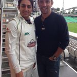 @REALsaeedajmal see you back soon champ. You're a fighter and we want to see you back iA .