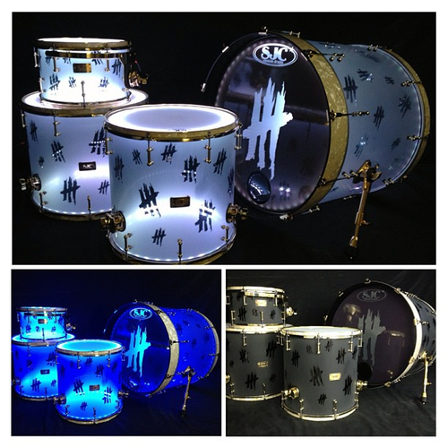 At @SJCDrums, the sky is the limit. Visit their website to design your dream kit! http://t.co/vKoCK1PWku http://t.co/XC67izLqH9