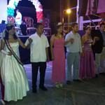 RT @AGENCIADOLORES: Música diversión y ambiente familiar en la coronación de la Reina de las Fiestas patrias en tu #AgenciaDolores http://t.co/5mKRJOayTC