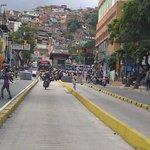 @EUtrafico Cerrada la Av. Nueva Granada a la altura de El Peaje por manifestación! 2.15 pm. http://t.co/Bnrz9FIc0d