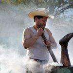 RT @XaIapa: Así el narco prepara el Pozole para al rato en México #LaPuraPinshiPariMexicana #ComoSerUnBuenMexicano http://t.co/cg1YwJMWC5