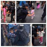 Los niños tienen derechos... En el #Zócalo NO. Que pena que en #México sucedan este tipo de cosas. Carajo! #DF #MX http://t.co/VvGfpn8ROS