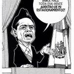 #Moneros El grito en el Zócalo de #México Por el gran maestro @monerohernandez http://t.co/MJyITlPkQs